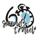 60 seconds travel Logo